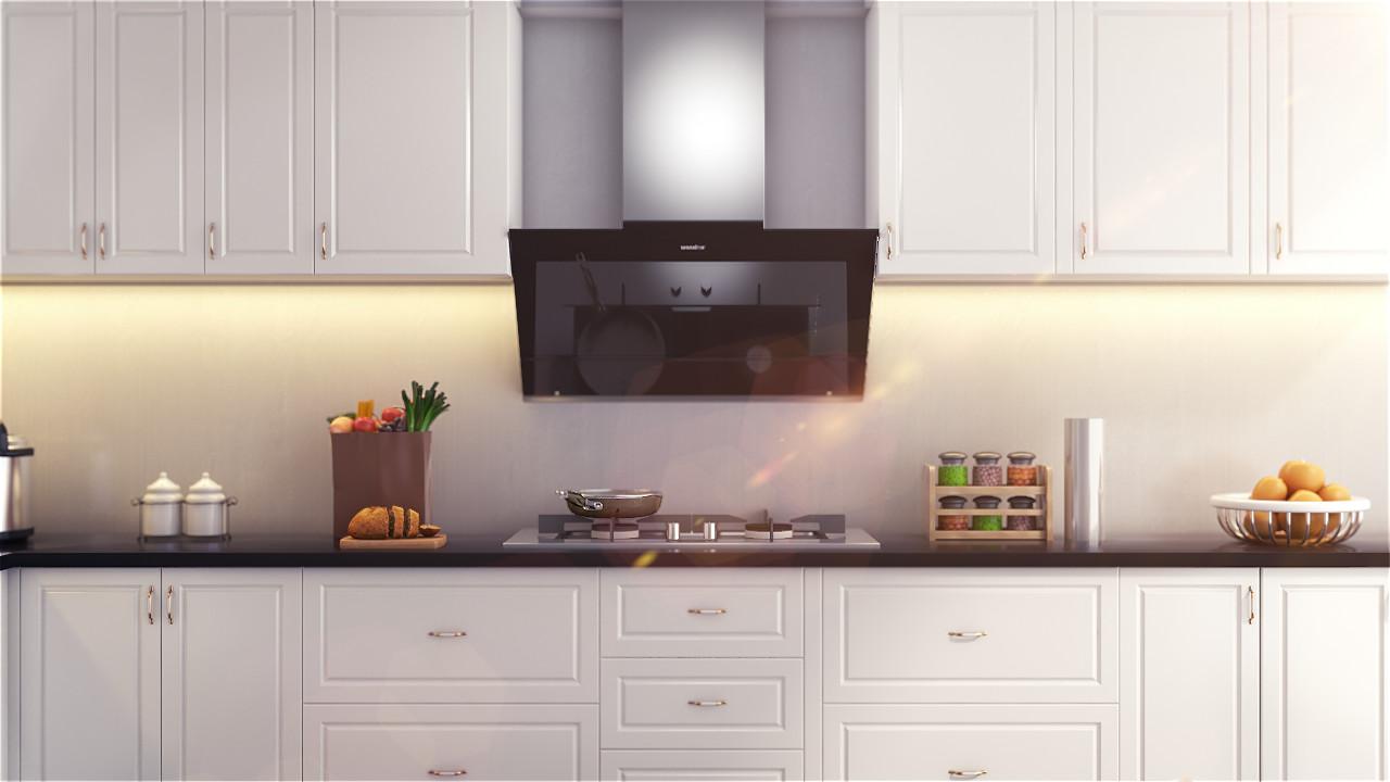 万喜电器,厨房油烟吸不走?可能是您的安装油烟机方法错了!